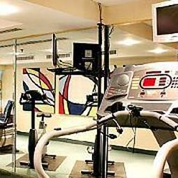 Sala fitness Key Bridge Marriott Fotos