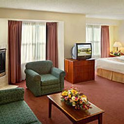 Habitacin Residence Inn Boston Andover Fotos
