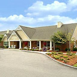 Vista exterior Residence Inn Boston Andover Fotos