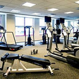 Fitness DC Downtown Residence Inn Washington Fotos