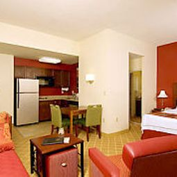 Zimmer DC Downtown Residence Inn Washington Fotos