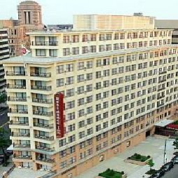 Auenansicht DC Downtown Residence Inn Washington Fotos