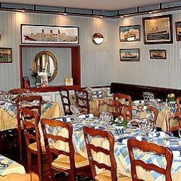 Restaurant D Arromanches Logis Fotos