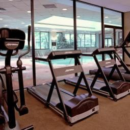 Wellness/Fitness Sheraton Lincoln Harbor Hotel Fotos