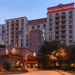 Vue extrieure Sheraton Suites Market Center Dallas Fotos