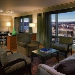 Suite Grand Hyatt Seattle Fotos