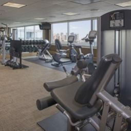 Wellness/fitness area Hyatt Regency Jersey City on the Hudson Fotos