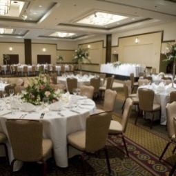 Banqueting hall Hyatt Lisle near Naperville Fotos
