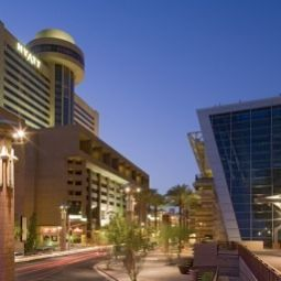 Exterior view Hyatt Regency Phoenix Fotos