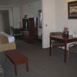 Suite Holiday Inn Express Hotel & Suites FORT ATKINSON Fotos