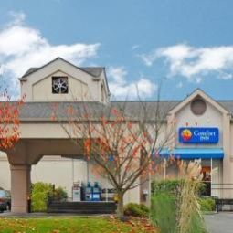 Exterior view Comfort Inn Port Orchard Fotos