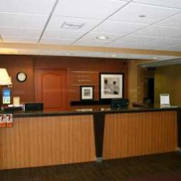 Hall Hampton Inn Green Bay Fotos