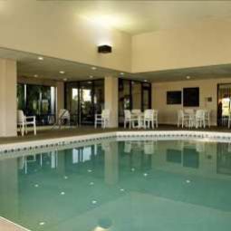 Piscina Hampton Inn Green Bay Fotos