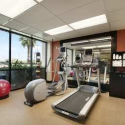Wellness/fitness area Hampton Inn Houston Nw freeway Fotos