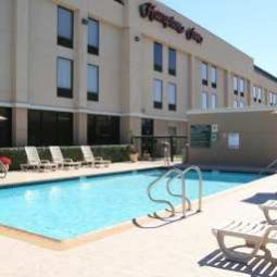 Pool Hampton Inn Houston Nw freeway Fotos