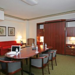Sala congressi Hampton Inn Indianapolis Dwtn Across from Circle Centre Fotos