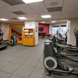 Sala spa/fitness DoubleTree by Hilton Hotel Los Angeles Downtown Fotos