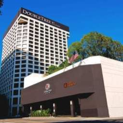 Widok zewntrzny DoubleTree by Hilton Hotel Los Angeles Downtown Fotos
