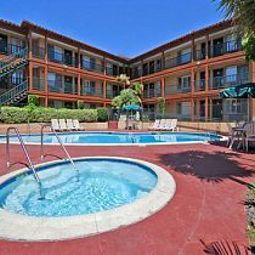 Pool Comfort Inn Woodland Hills Warner Center Fotos