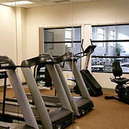 Fitness SpringHill Suites Seattle Downtown/South Lake Union Fotos