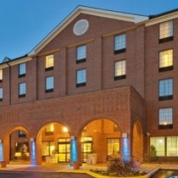 Hotelfotos Holiday Inn Express HARRISBURG EAST