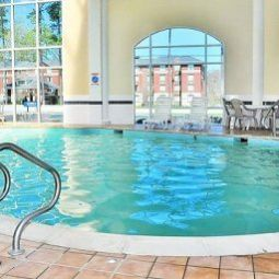 Piscine Comfort Inn Historic Area Fotos