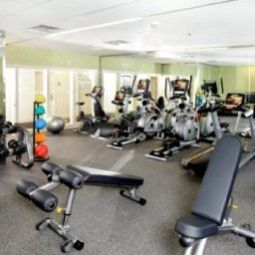 Fitness Holiday Inn NEWARK AIRPORT Fotos