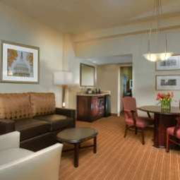 Suite Embassy Suites Alexandria  Old Town Fotos