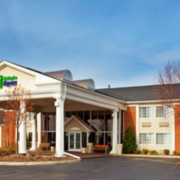 Hotelfotos Holiday Inn Express CHICAGO-ST. CHARLES