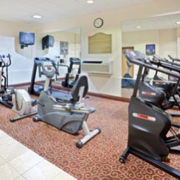 Wellness/Fitness Holiday Inn Express Hotel & Suites SEATTLE-CITY CENTER Fotos