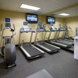 Fitness Homewood Suites Cranford Fotos