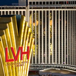 Vue extrieure The LVH  Las Vegas Hotel and Casino Fotos