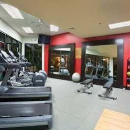 Wellness/Fitness DoubleTree by Hilton Wichita Airport Fotos