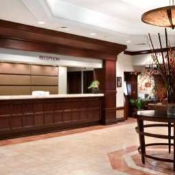 Halle DoubleTree by Hilton Wichita Airport Fotos