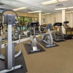 Wellness/Fitness Radisson Hotel Fort Worth North-Fossil Creek Fotos
