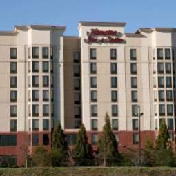 Vista exterior Hampton Inn  Ste Atlanta Airport North I85 Fotos