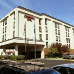 Hampton Inn Fairfax City  Fairfax