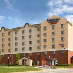 Widok zewnętrzny Fairfield Inn & Suites Atlanta Airport North Fotos