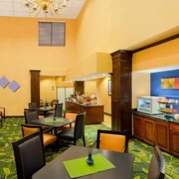 Restauracja Fairfield Inn & Suites Atlanta Airport North Fotos