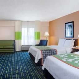Pokój Fairfield Inn & Suites Atlanta Airport North Fotos