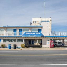 Rodeway Inn At the Beach Atlantic City