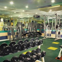 Wellness/fitness area Sofitel Shenyang Lido (Opening January 2013) Fotos