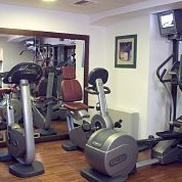 Fitness room Enterprise Fotos