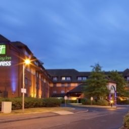 Фасад Holiday Inn Express BIRMINGHAM NEC Fotos