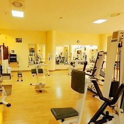 Fitness room Dream Gran Tacande Fotos