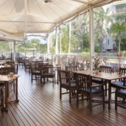 Restaurant DoubleTree by Hilton Hotel Darwin Fotos