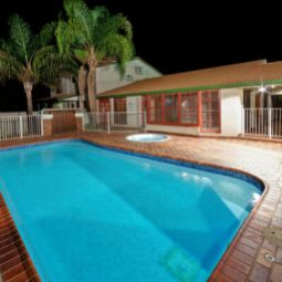 Pool BEST WESTERN Tamworth Motor Inn Fotos