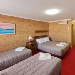 Suite BEST WESTERN Tamworth Motor Inn Fotos