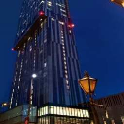  Hilton Manchester Deansgate Fotos