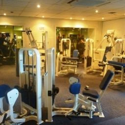 Fitness room Quality Hotel & Leisure - Stoke Fotos